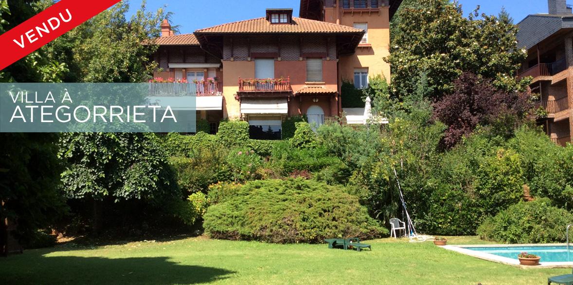 Villa en Ategorrieta Fatum Houses