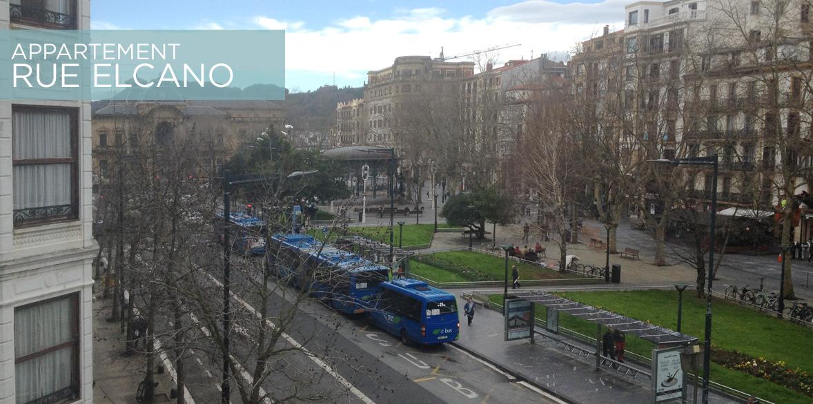 Piso Calle Elcano Donostia-San Sebastián Fatum Houses