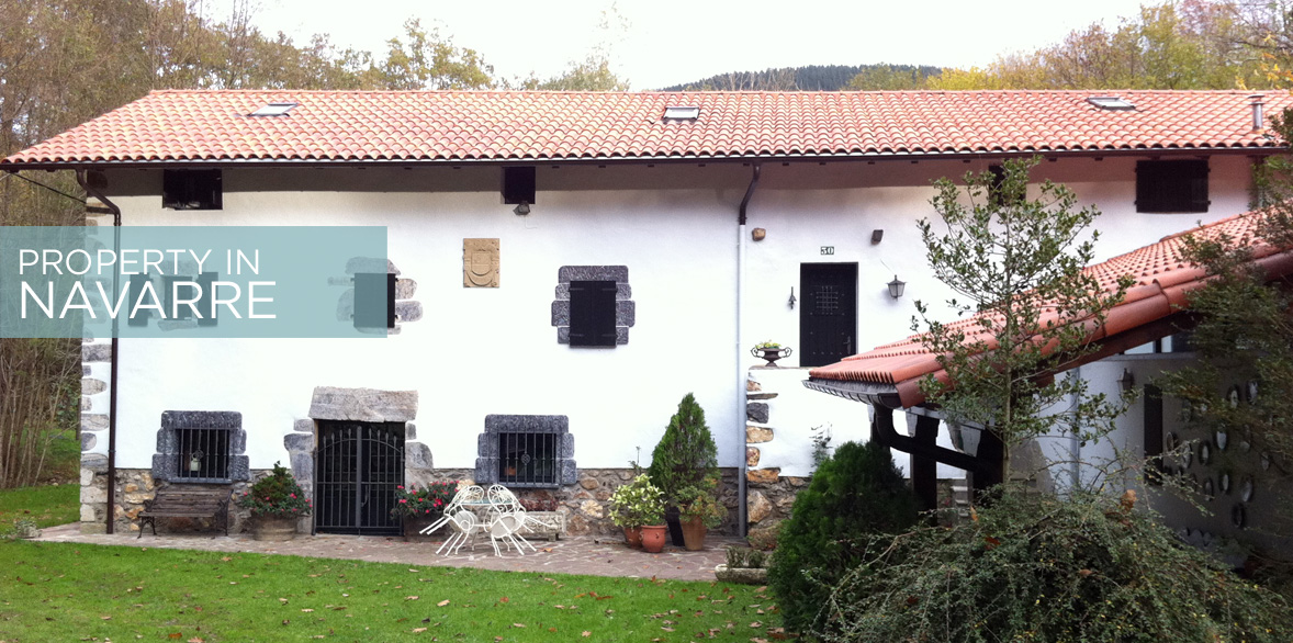 Apartamento en Navarra Fatum Houses