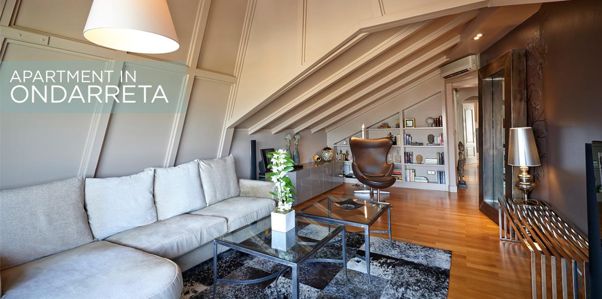 Apartamento en Ondarreta Fatum Houses
